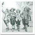 The Three Musketeers - Health Inequity