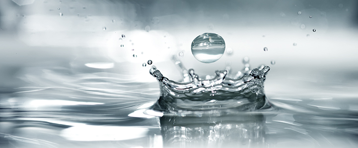 Water Drop image - Events & Presentations